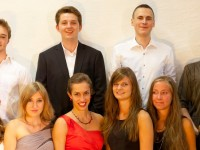 Schüler begeistern bei Eurythmieabschluss-Aufführung