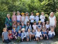Waldorfschule empfängt die 2016er Erstklässler