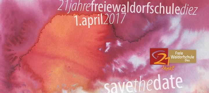 21 Jahre Waldorfschule Diez