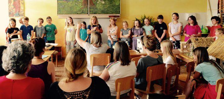 Info-Abend 2019 zur Waldorfpädagogik